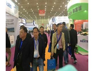 2018第二届武汉国际水利水电博览会开幕 上千款新品亮相